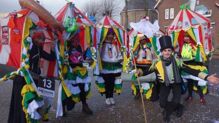 Betere Waarom is een masker verbonden aan carnaval? - Carnaval in Schorsbos YK-86